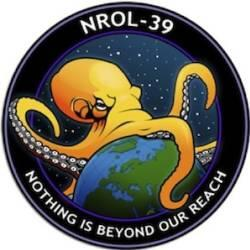 NRO satellite octopus NROL-39